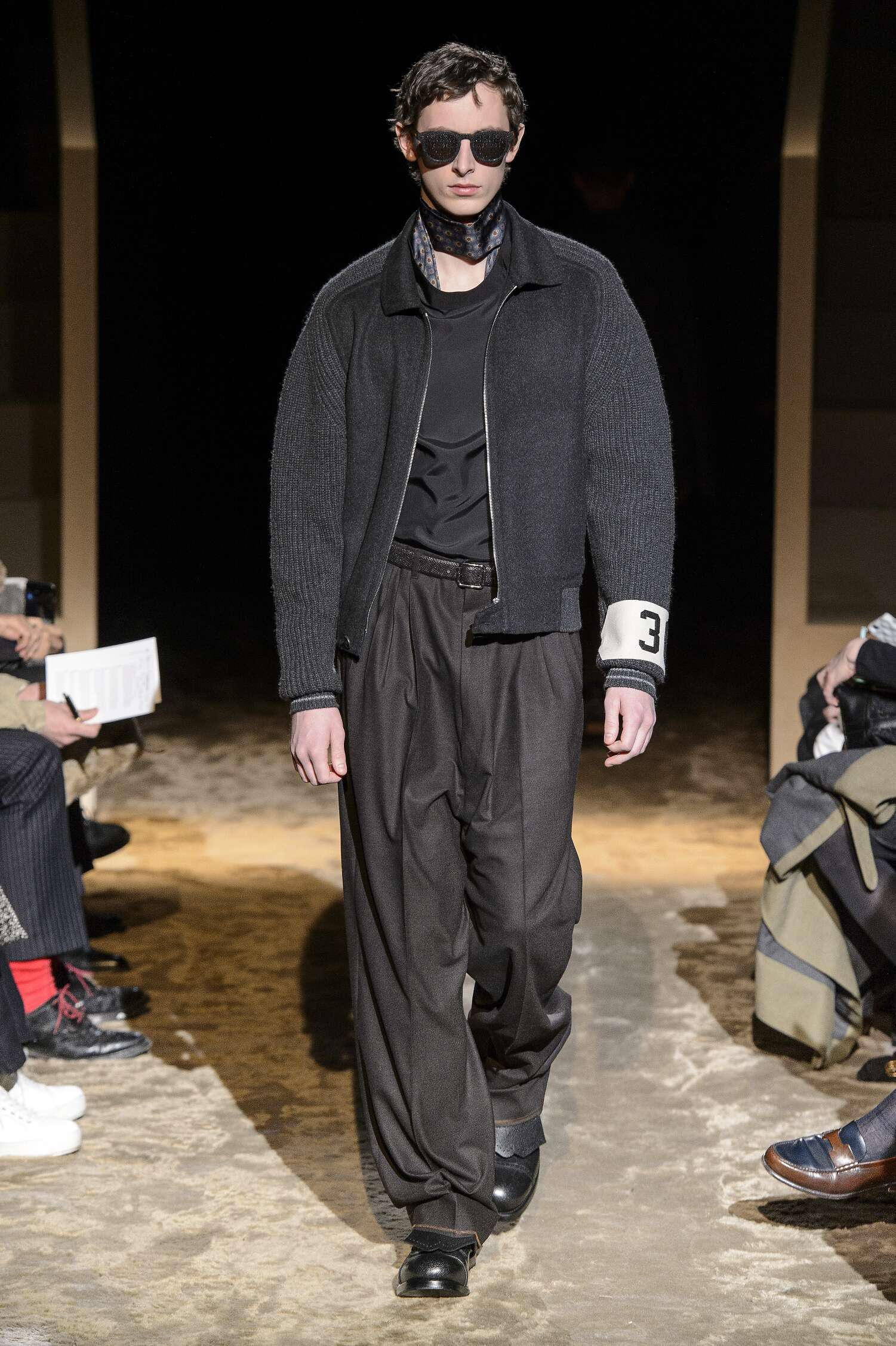 Winter Fashion Trends 2016 17 Ermenegildo Zegna Couture