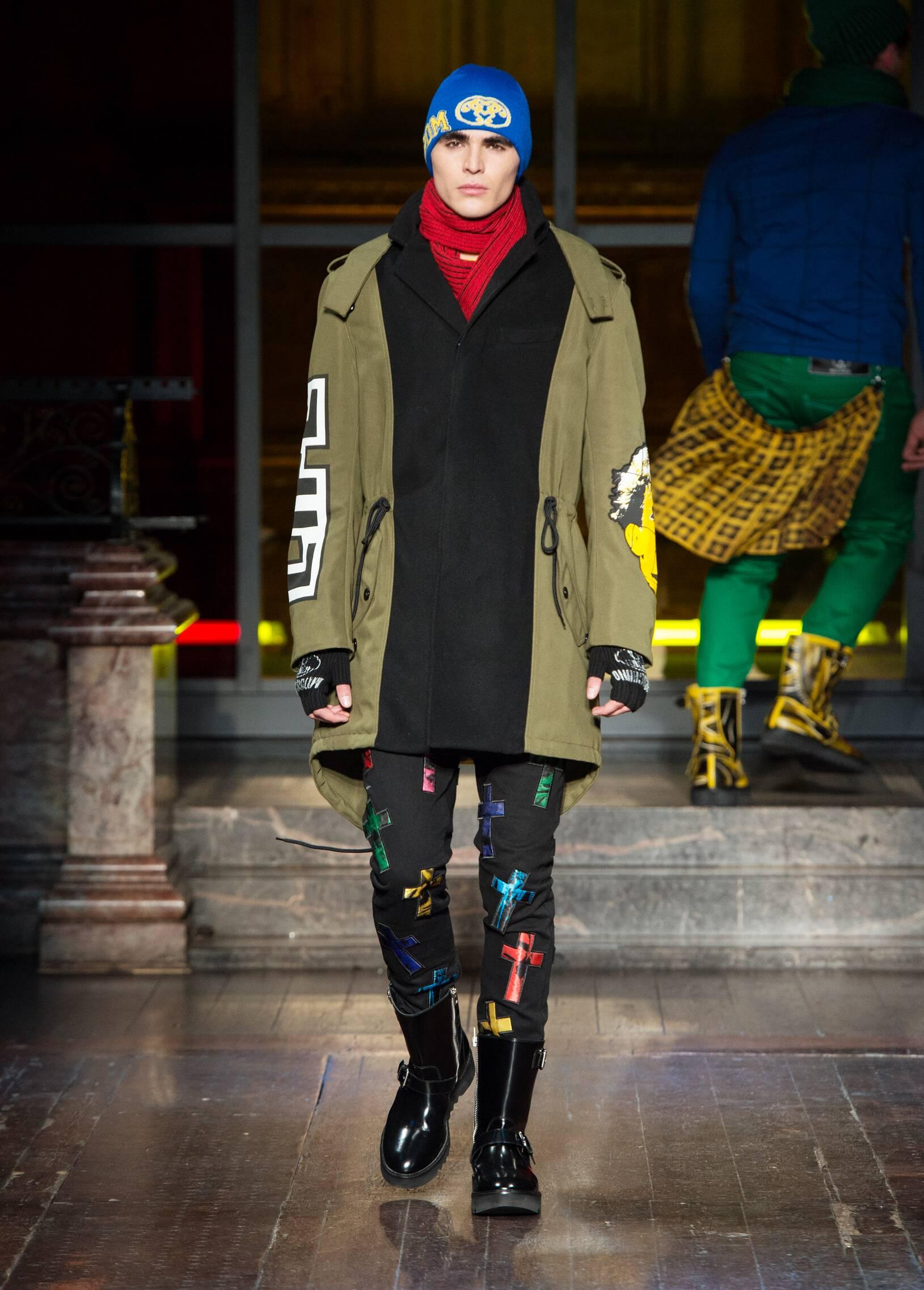 Winter Fashion Trends 2016 17 Moschino