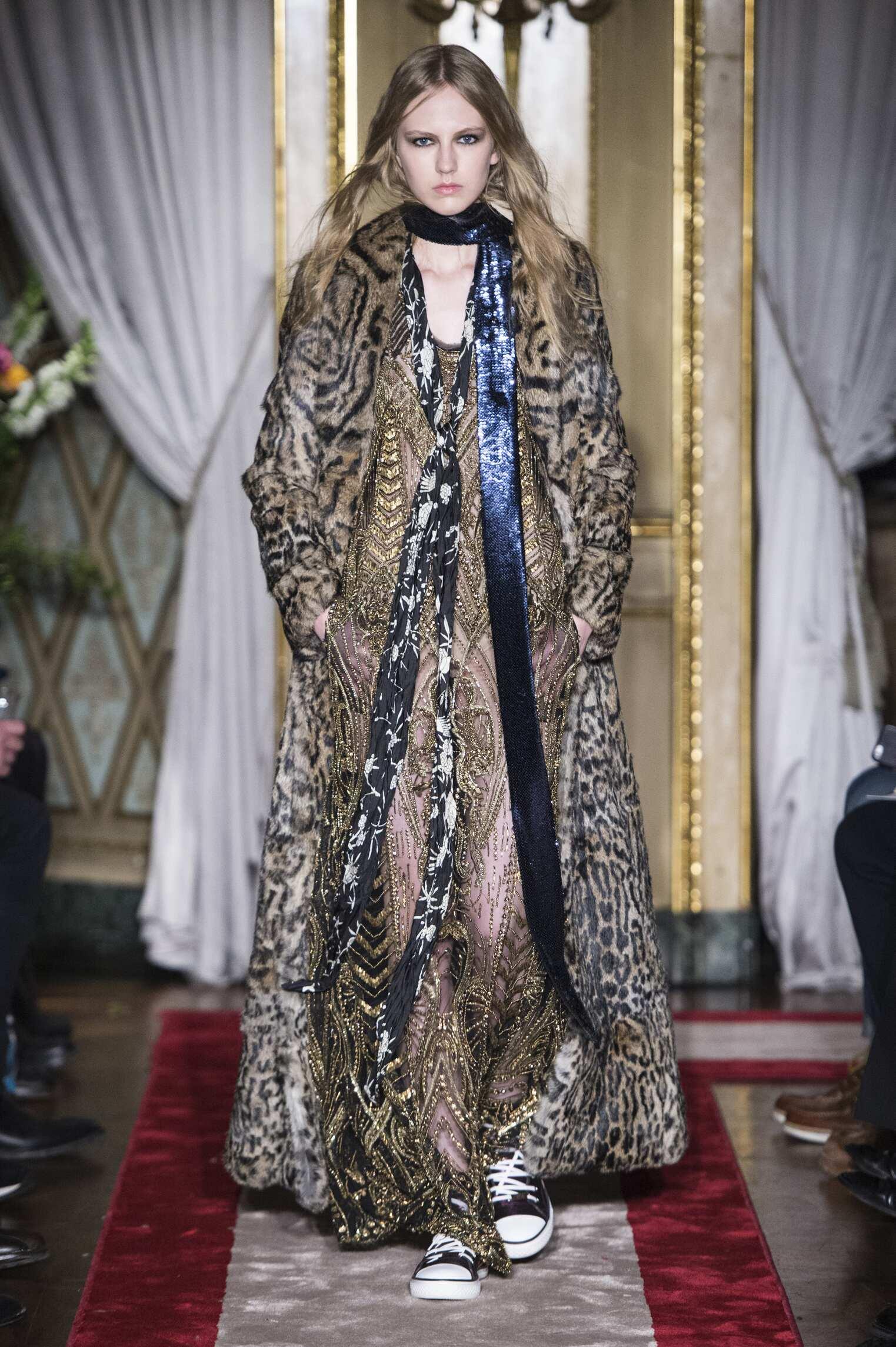 Winter Fashion Trends 2016 17 Roberto Cavalli
