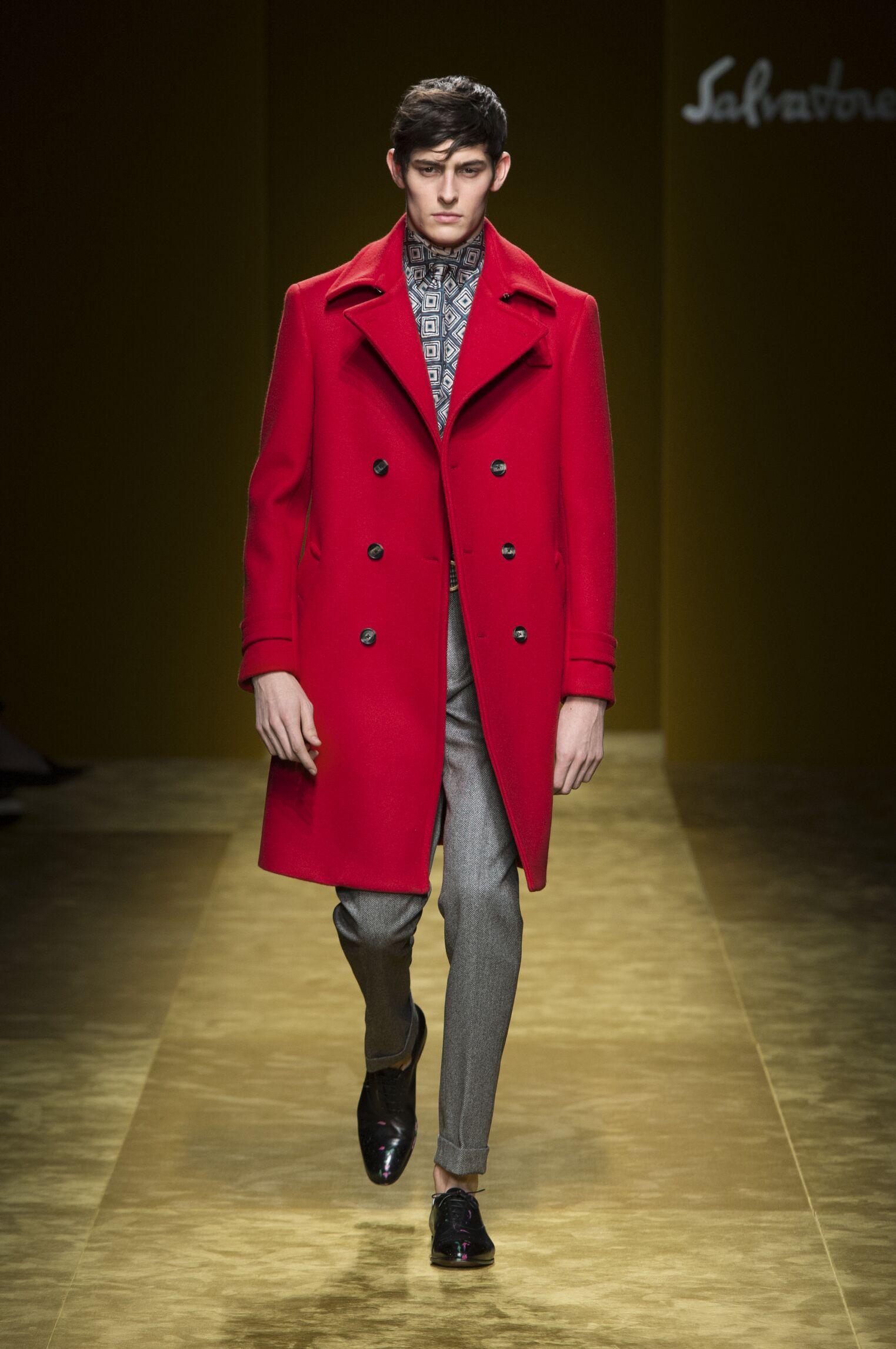 2016-17 Man Style Salvatore Ferragamo