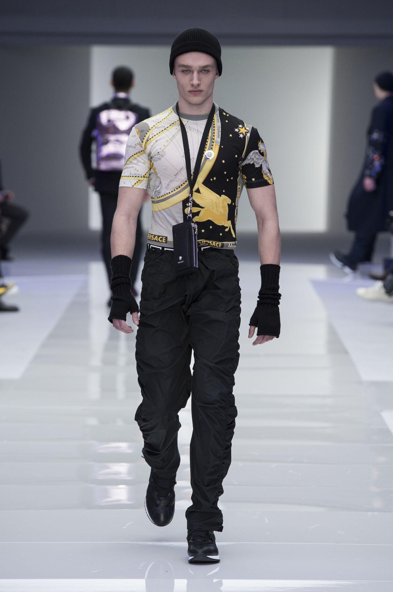 2016-17 Man Style Versace