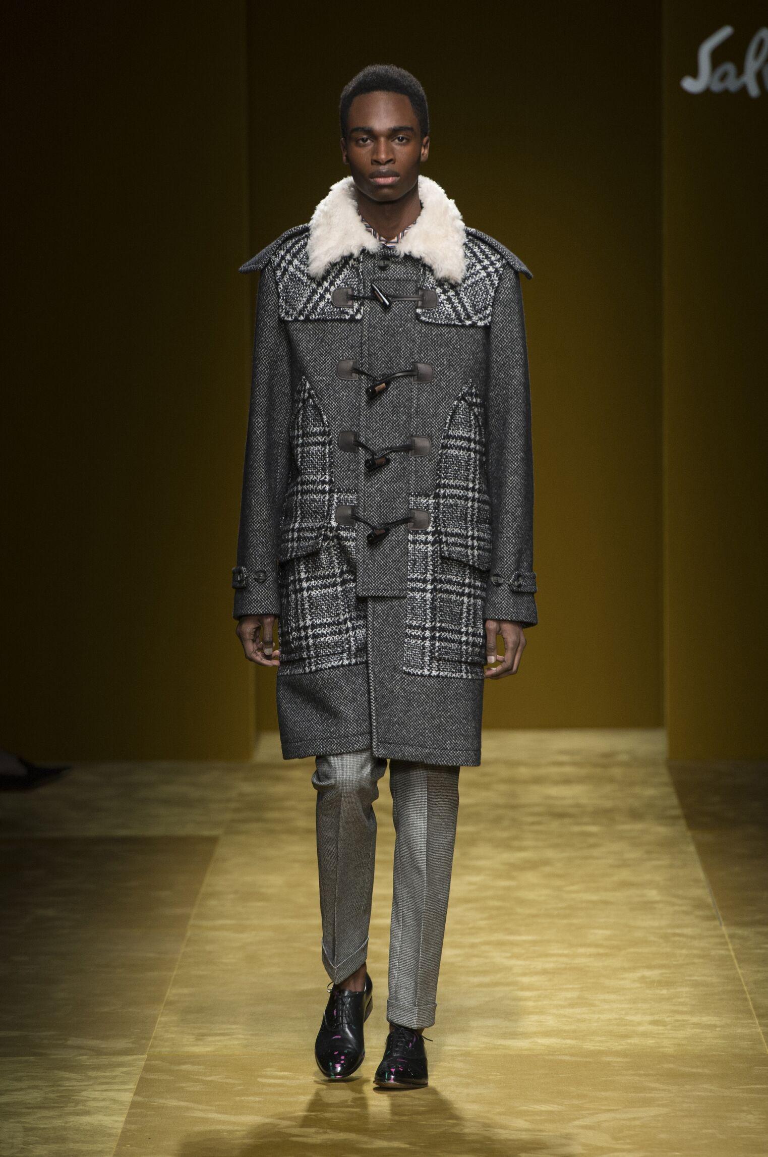 2016-17 Salvatore Ferragamo Fall Winter