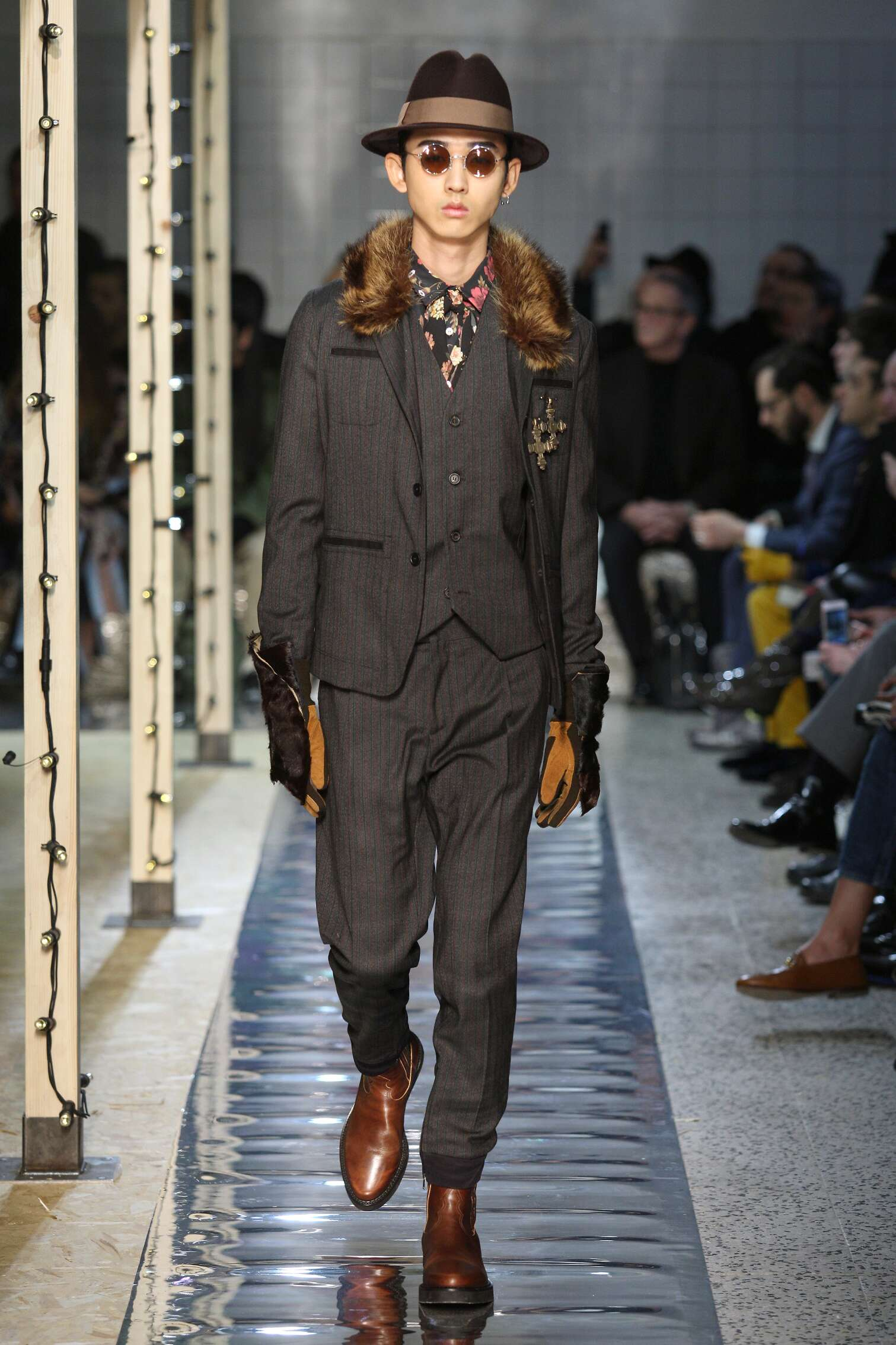 2016 Antonio Marras Winter Catwalk