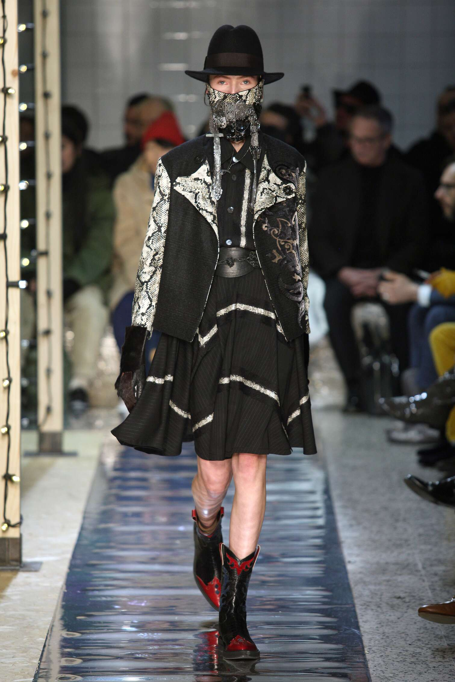 2016 Antonio Marras Winter Runway