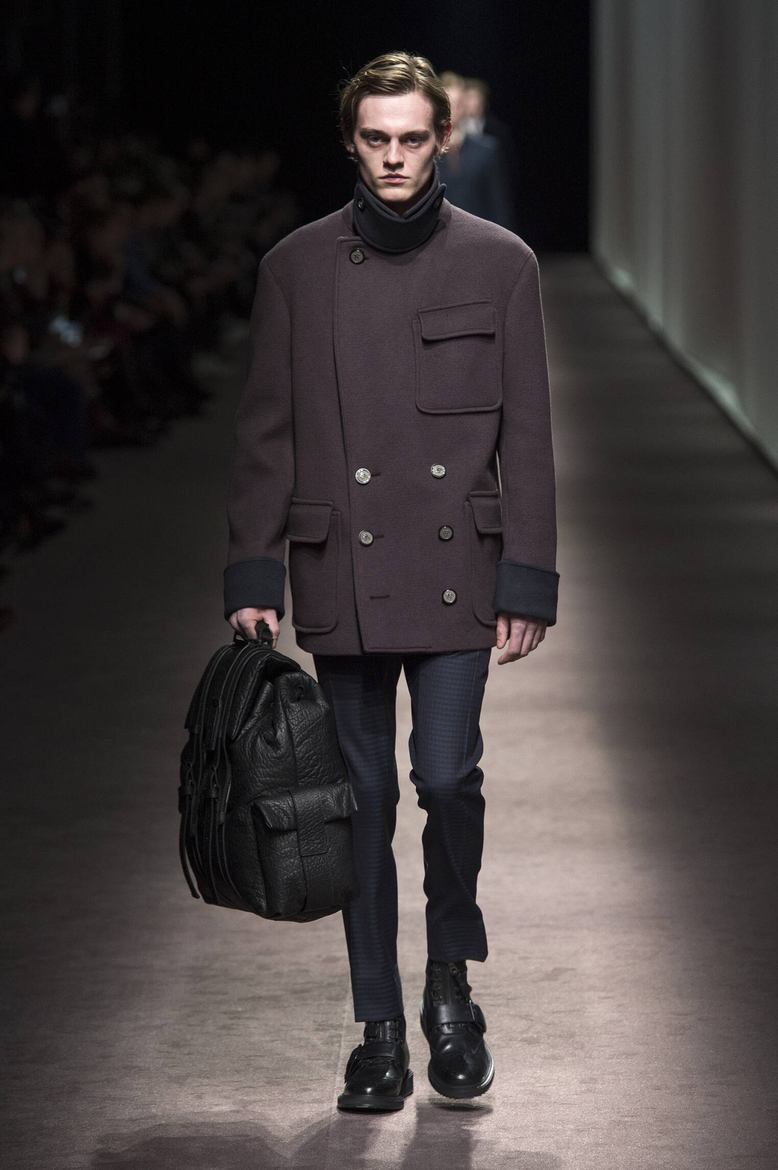 2016 Canali Winter Catwalk