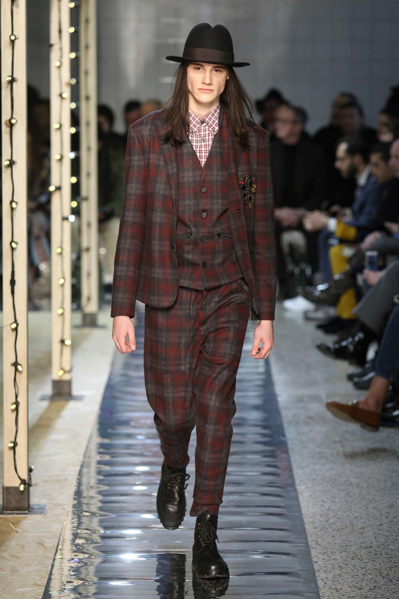 2016 Catwalk Antonio Marras Winter