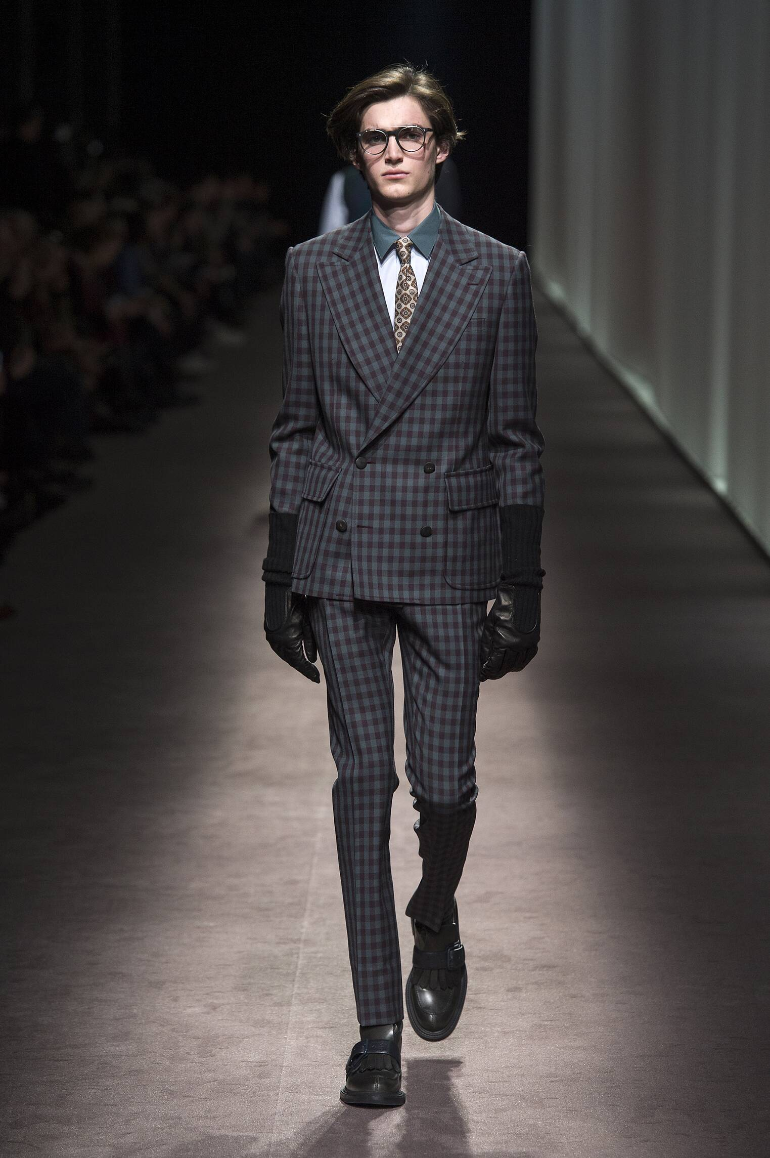 2016 Catwalk Canali Winter