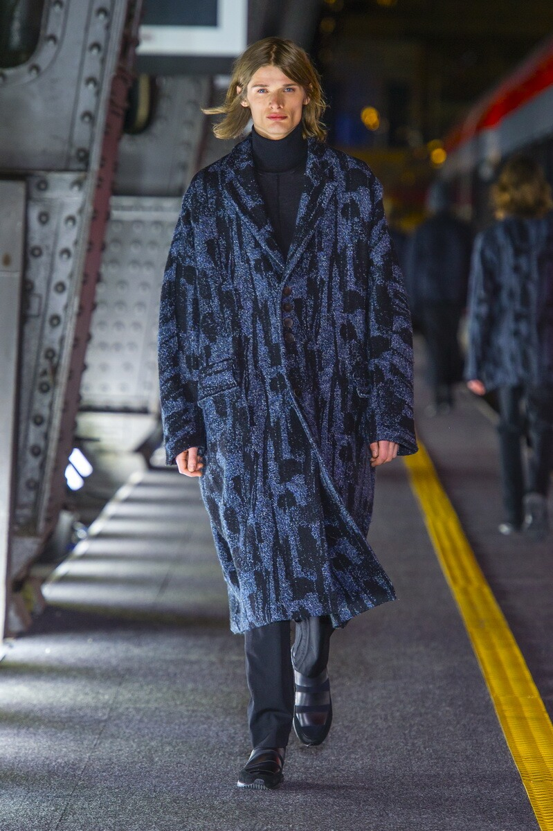 2016 Catwalk Damir Doma Winter