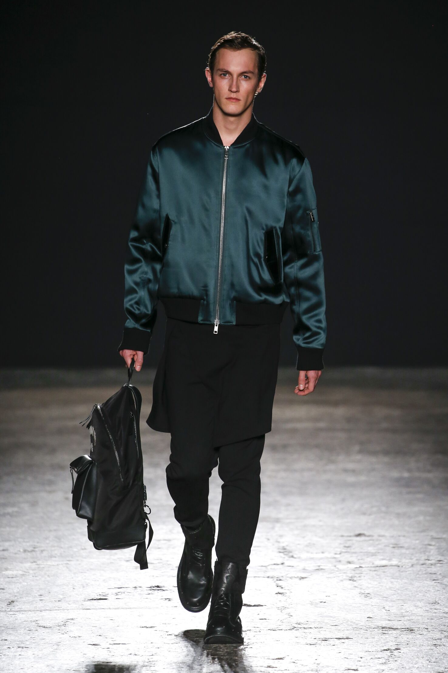 2016 Catwalk Ports 1961 Man Fashion Show Winter