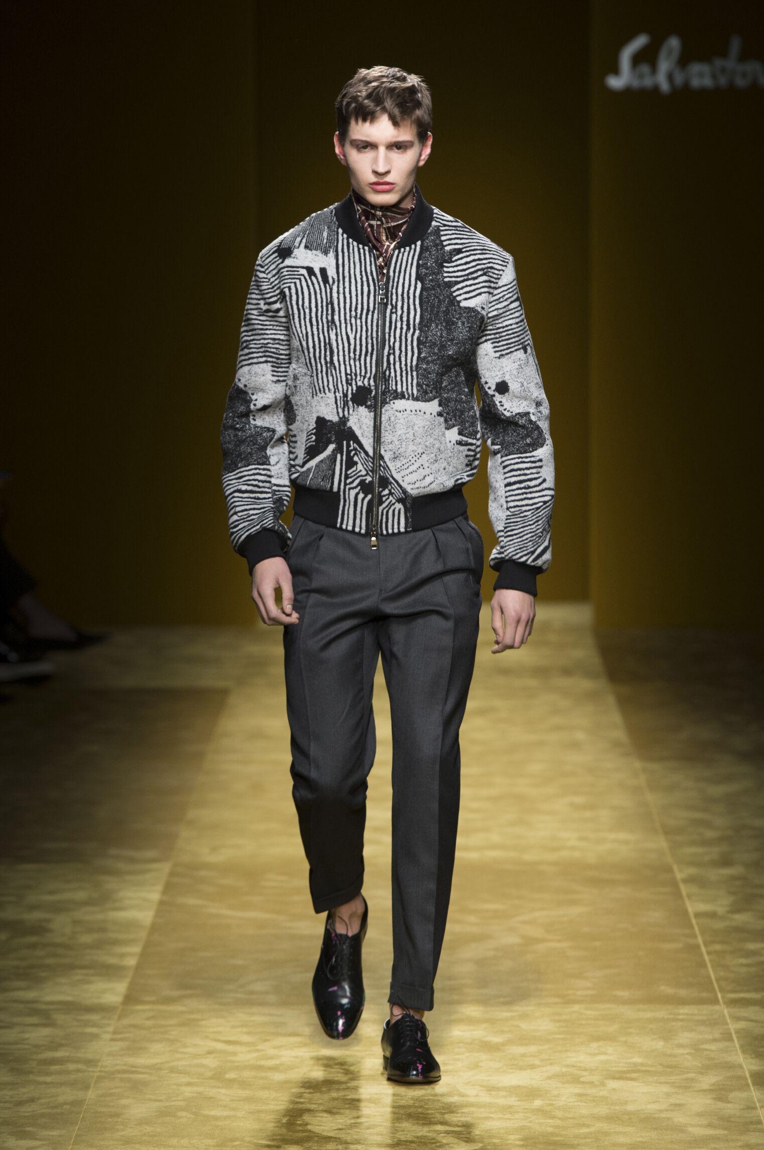 2016 Catwalk Salvatore Ferragamo Winter