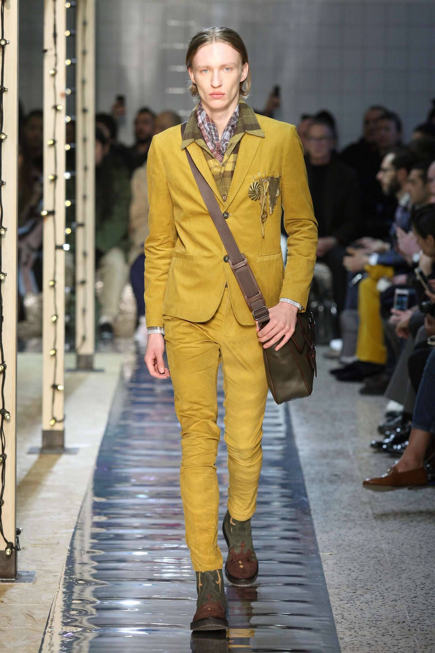 Antonio Marras Fall Winter 2016 Mens Collection Milan Fashion Week