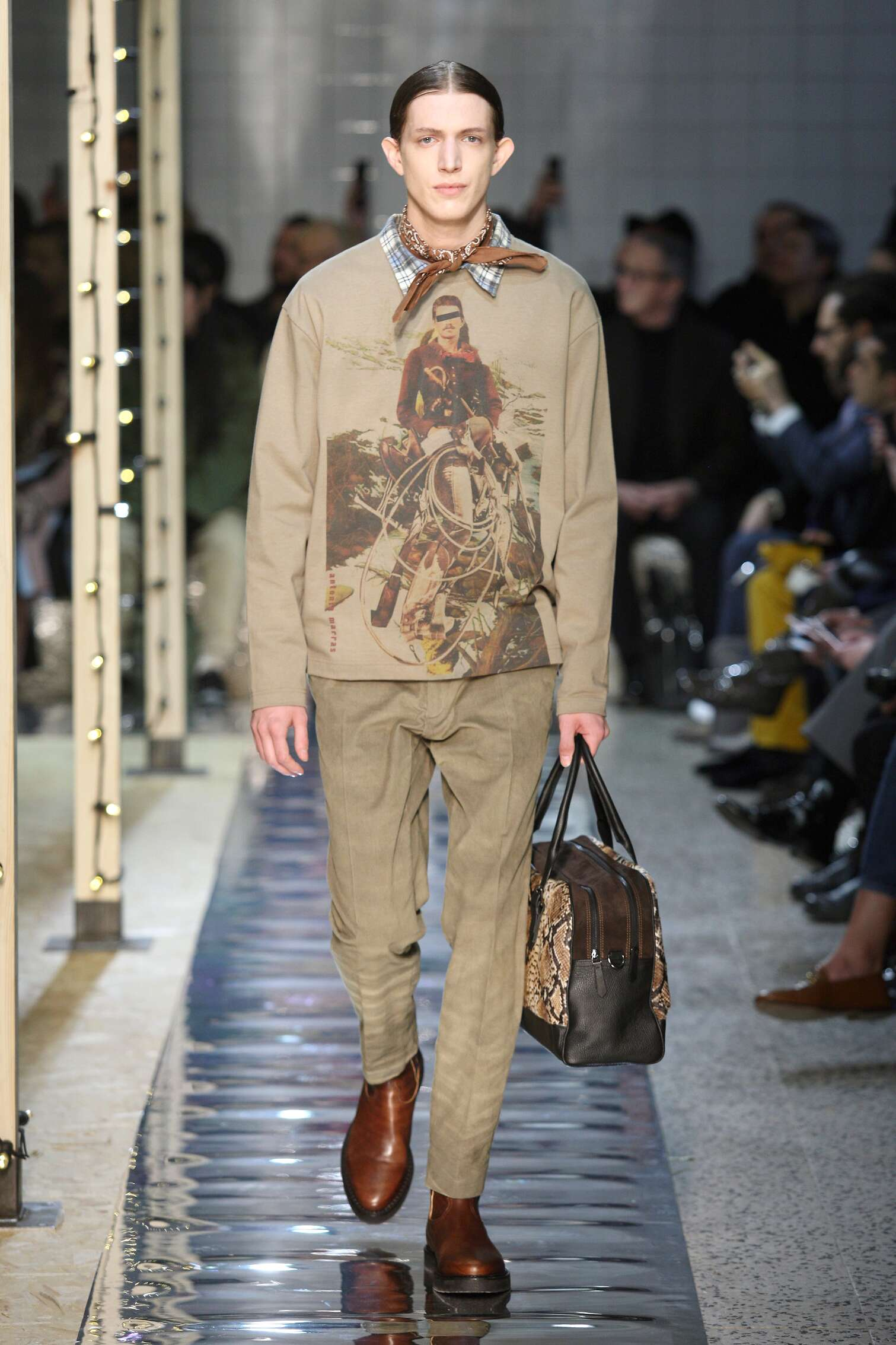 Antonio Marras Fashion Show