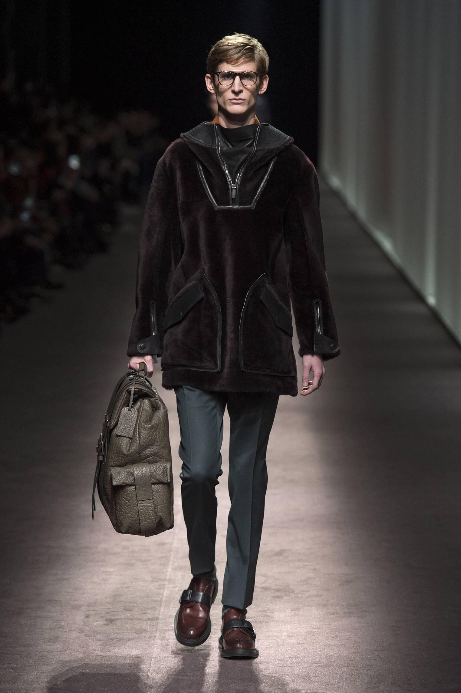 Canali FW 2016 Menswear