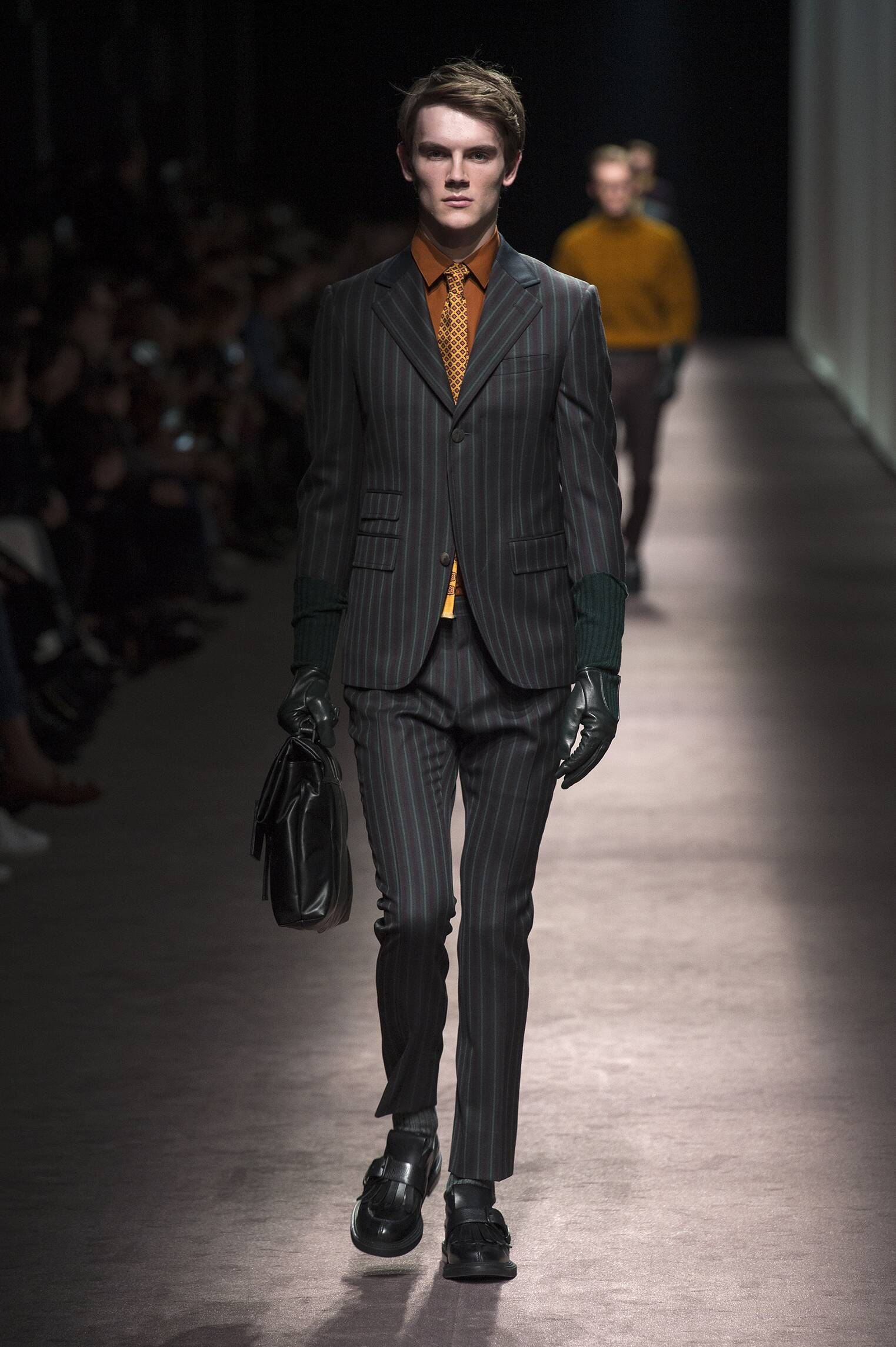 Canali Fall Winter 2016 Mens Collection Milan Fashion Week