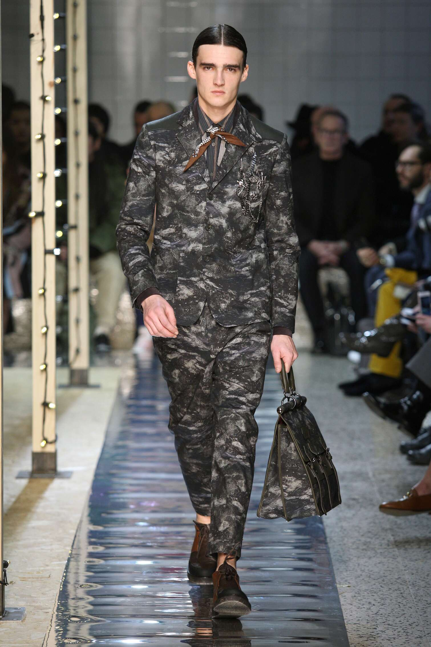 Catwalk Antonio Marras Winter 2016