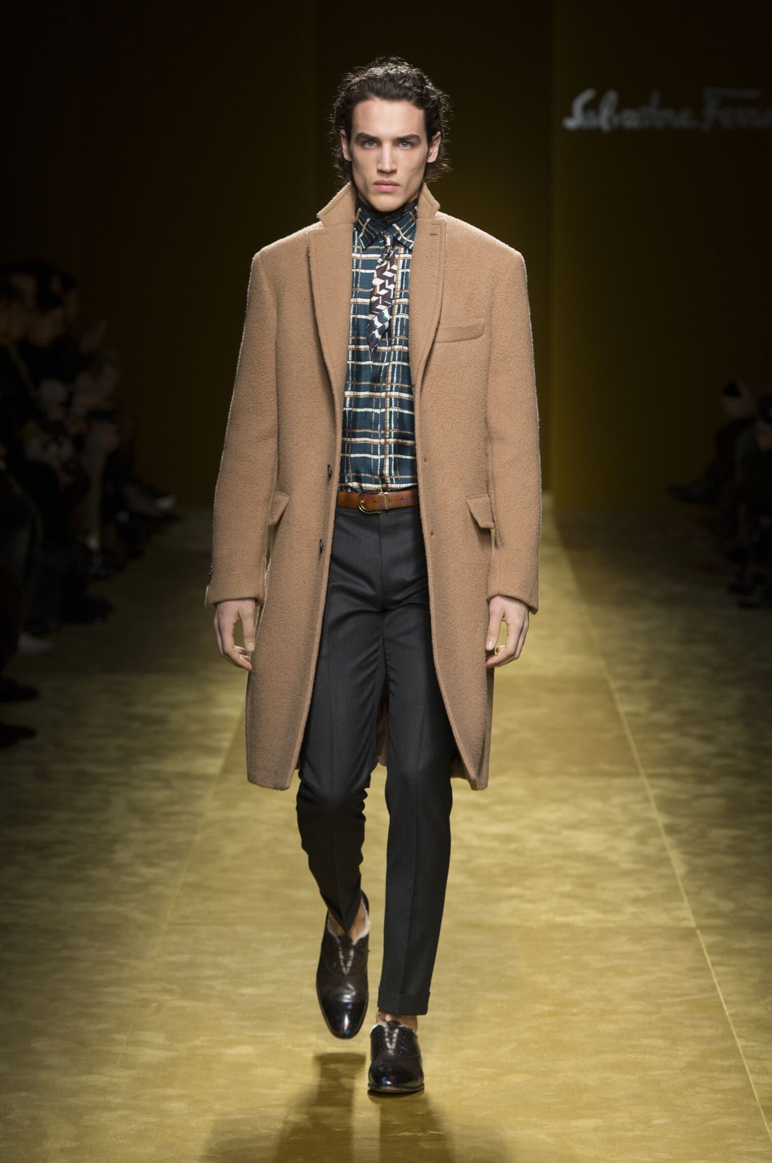 Catwalk Salvatore Ferragamo