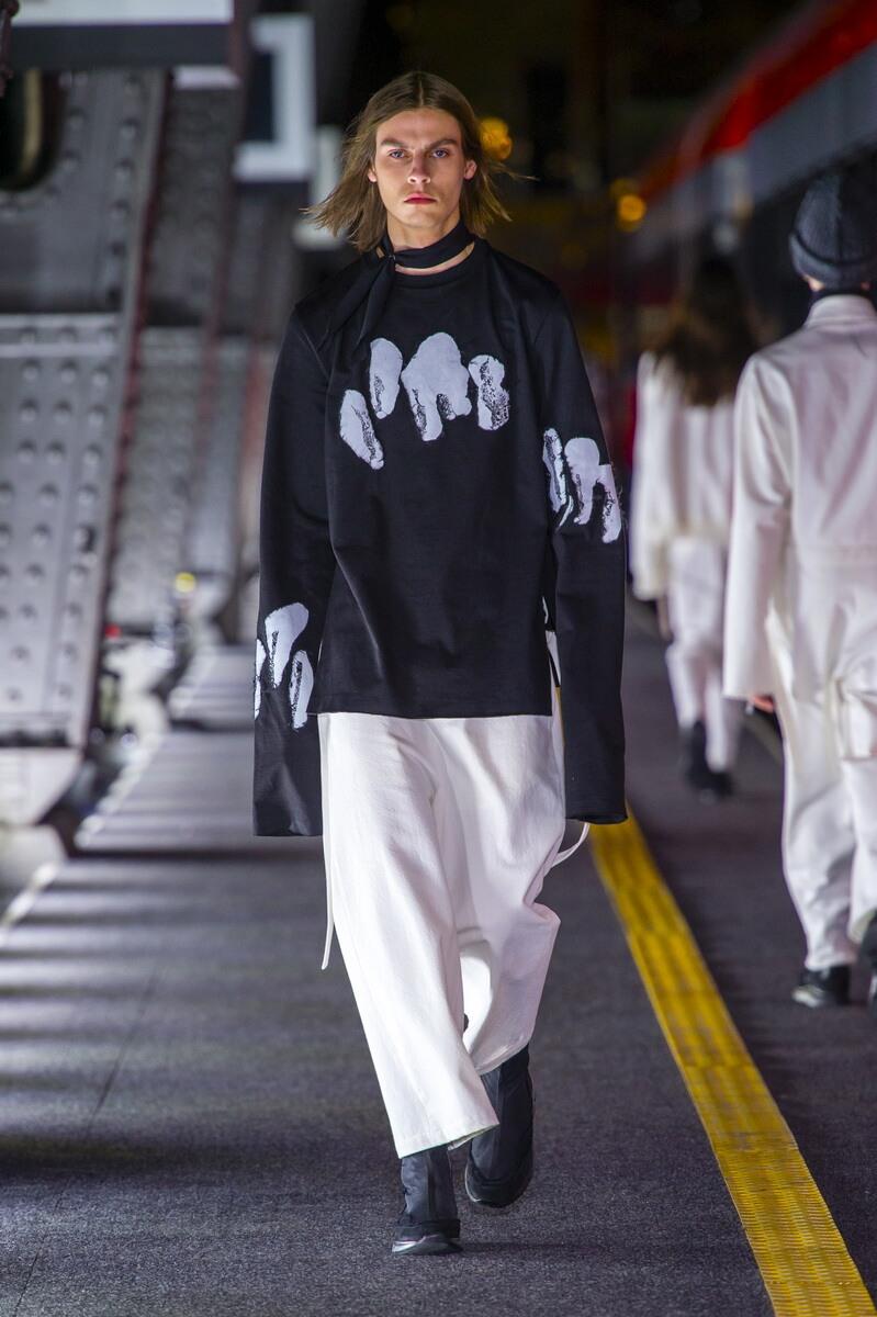 Damir Doma Fall Winter 2016 Mens Collection Milan Fashion Week