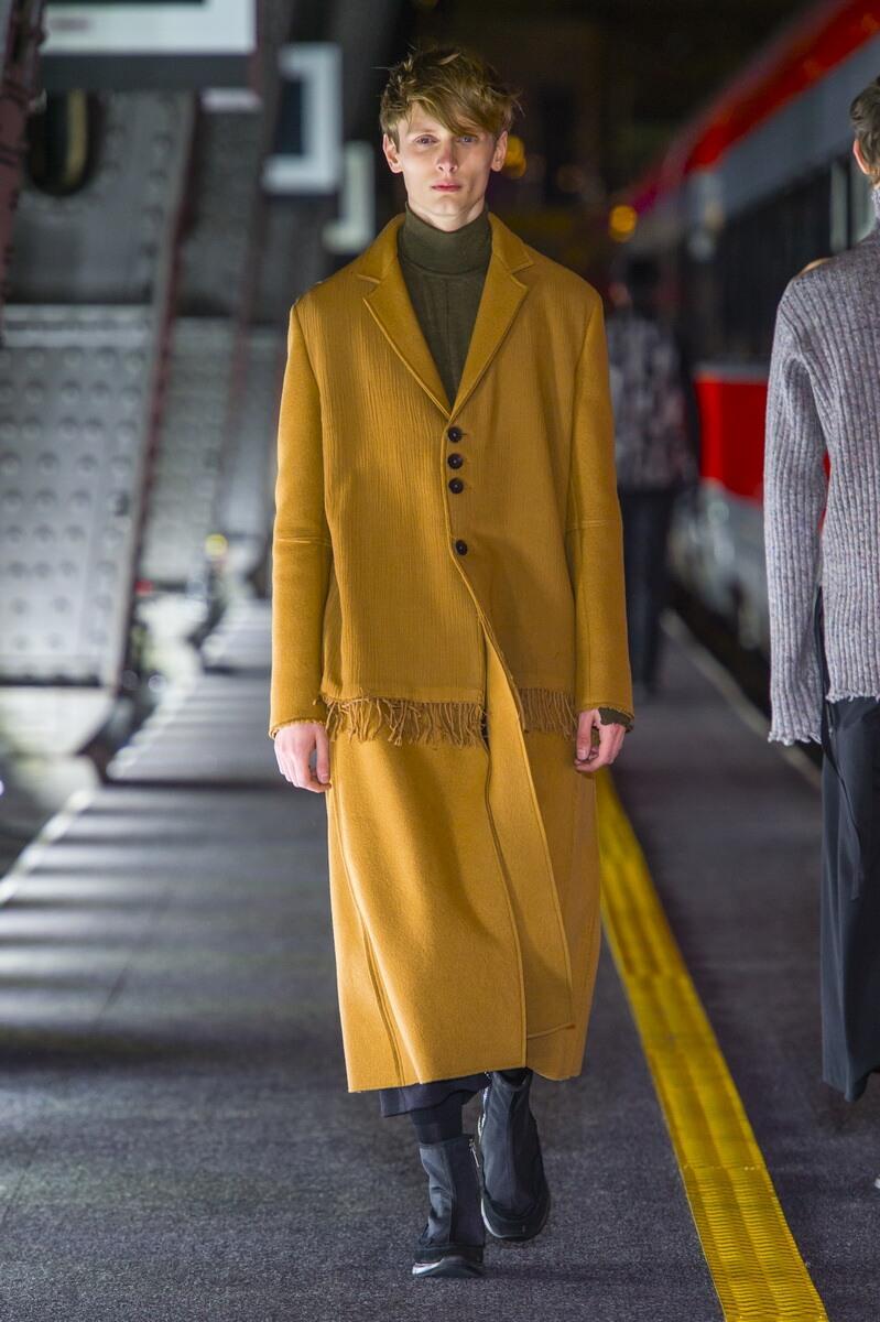 Damir Doma Milan Fashion Week Menswear