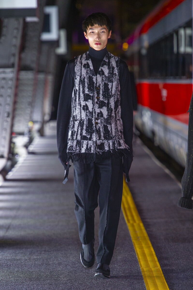 Damir Doma Milan Fashion Week