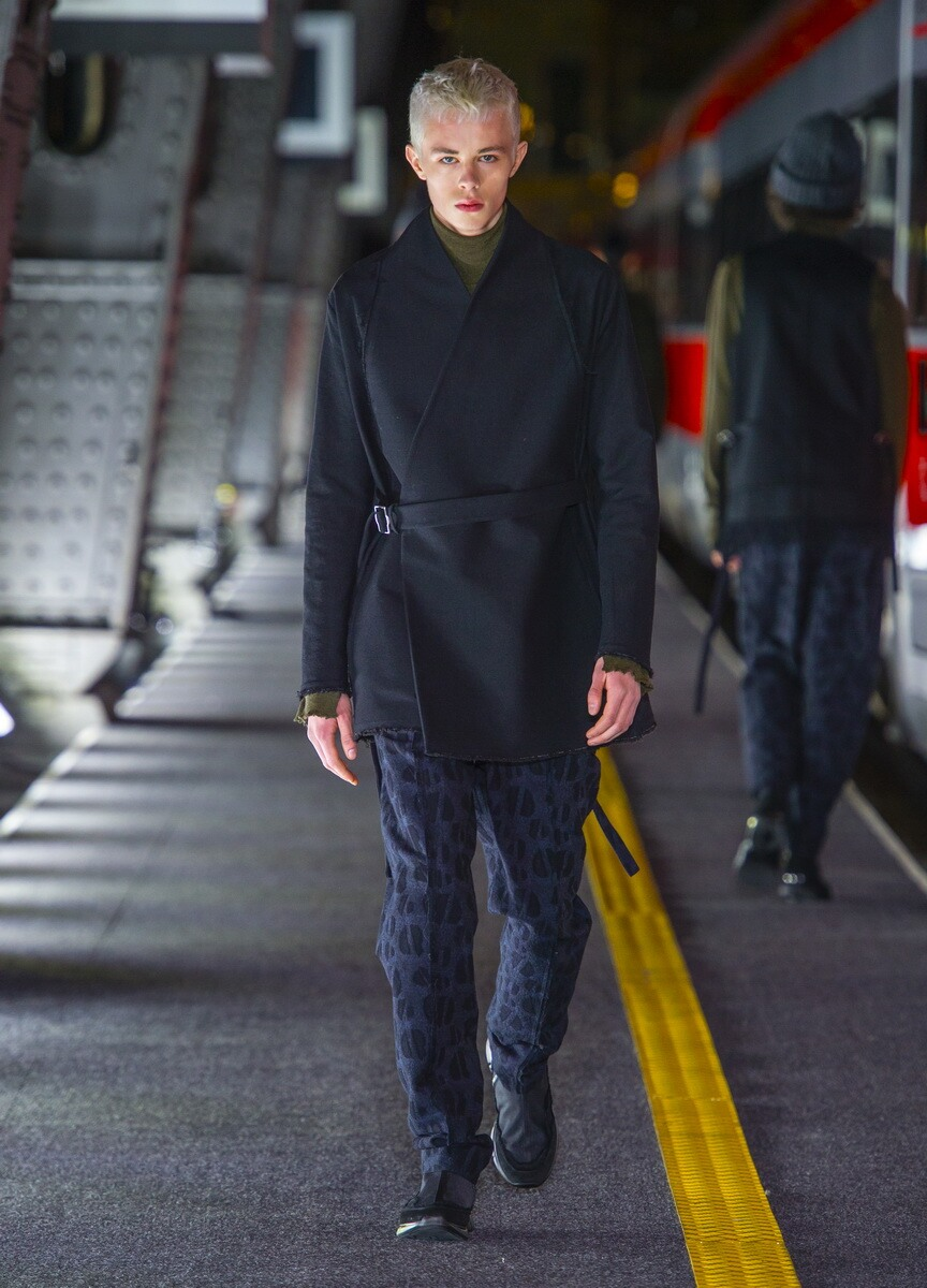 Damir Doma Winter 2016-2017 Catwalk