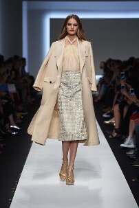 ERMANNO SCERVINO SPRING SUMMER 2016 WOMEN'S COLLECTION – MILAN FASHION WEEK