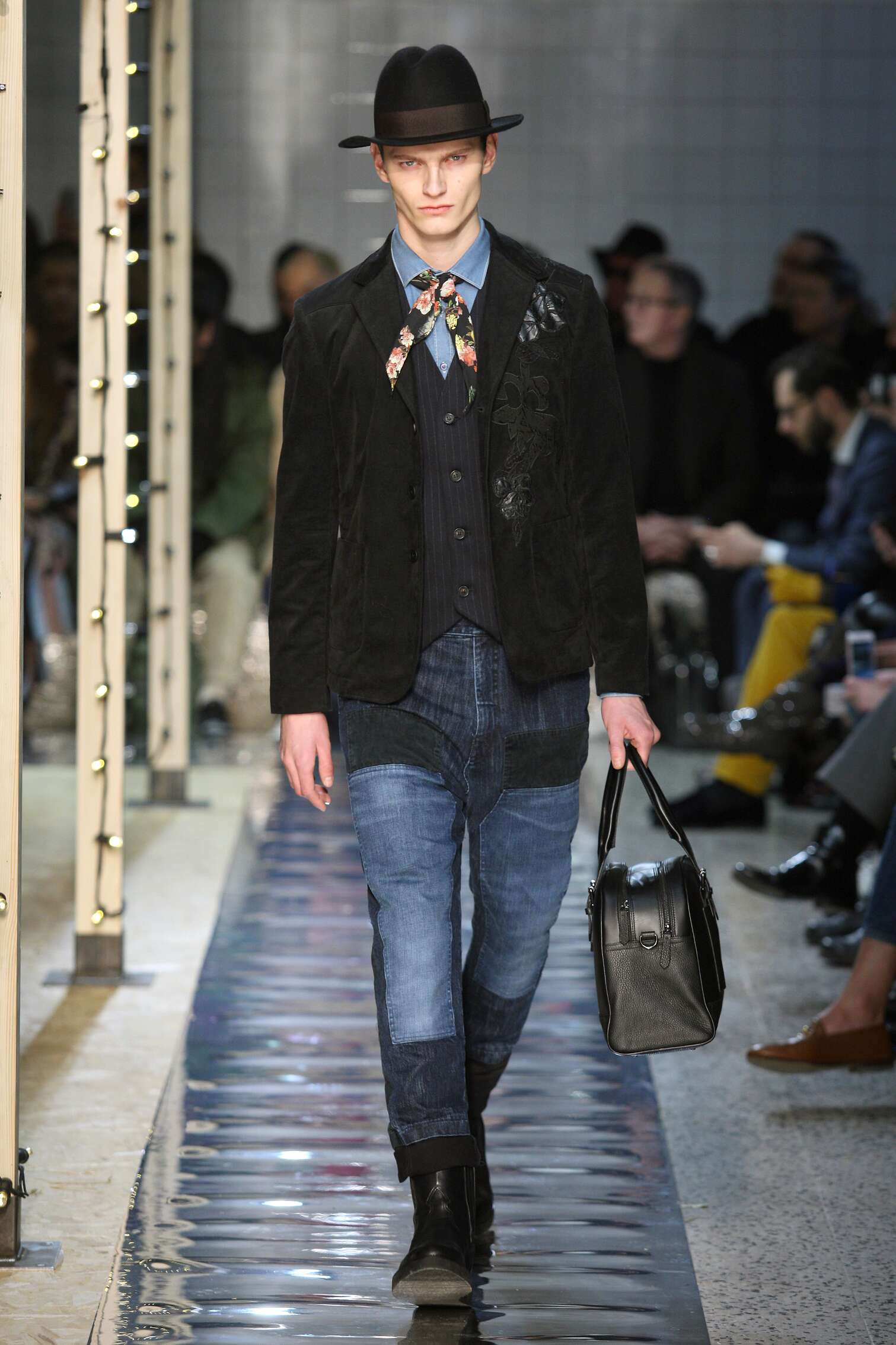 FW 2016-2017 Antonio Marras Fashion Show Milan