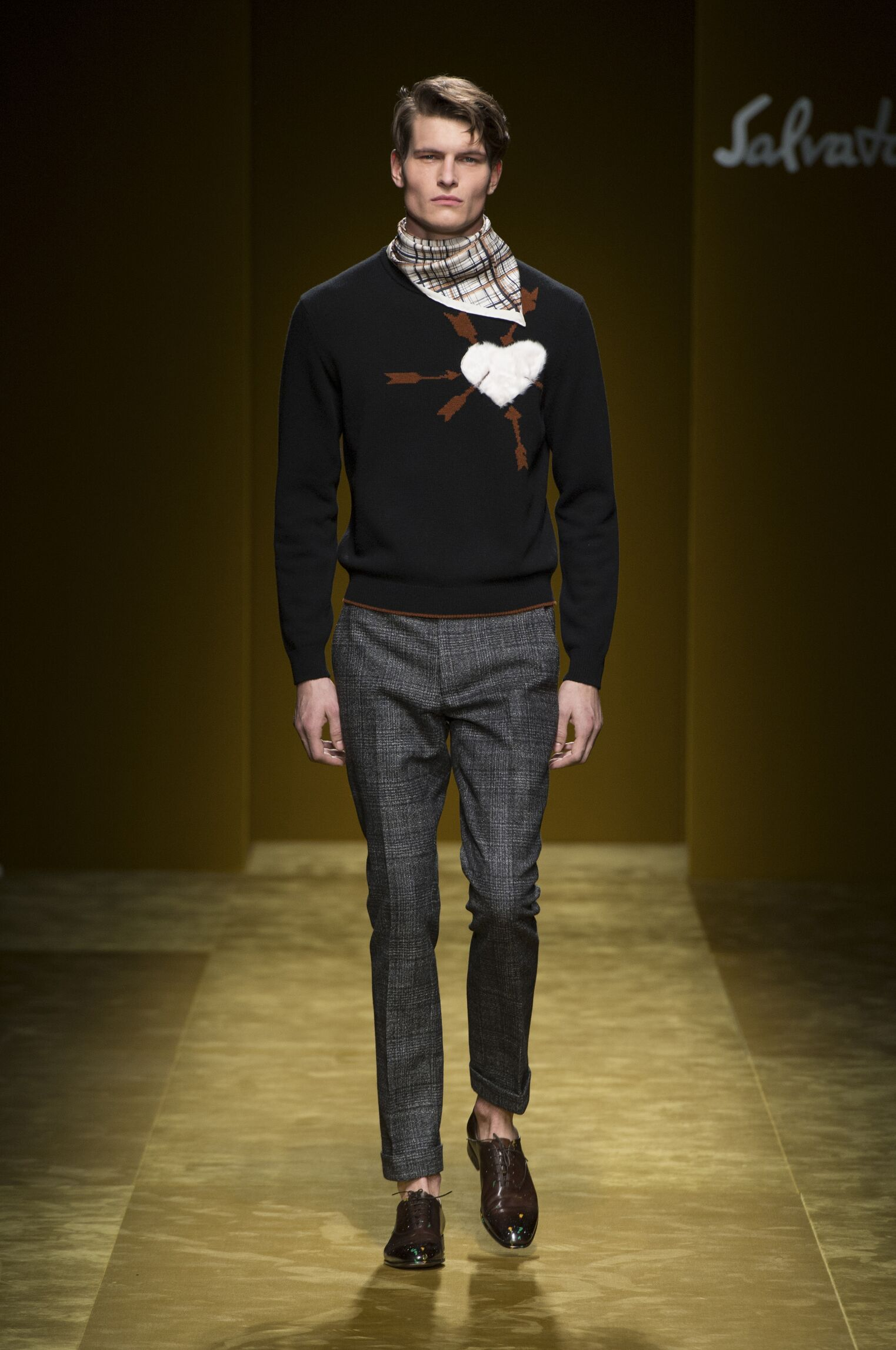 FW 2016 Fashion Show Salvatore Ferragamo