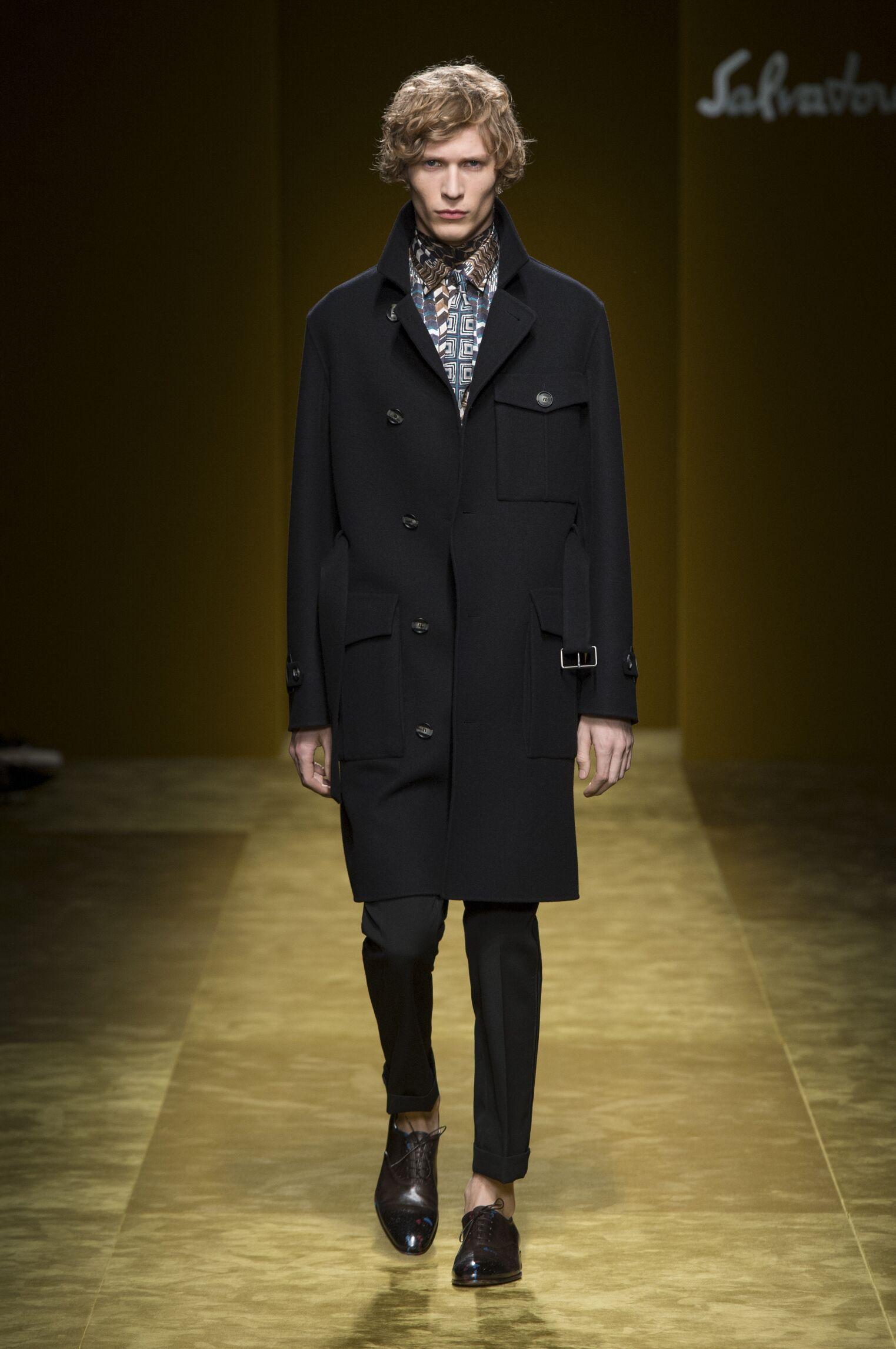 Fall 2016-17 Man Fashion Show Salvatore Ferragamo