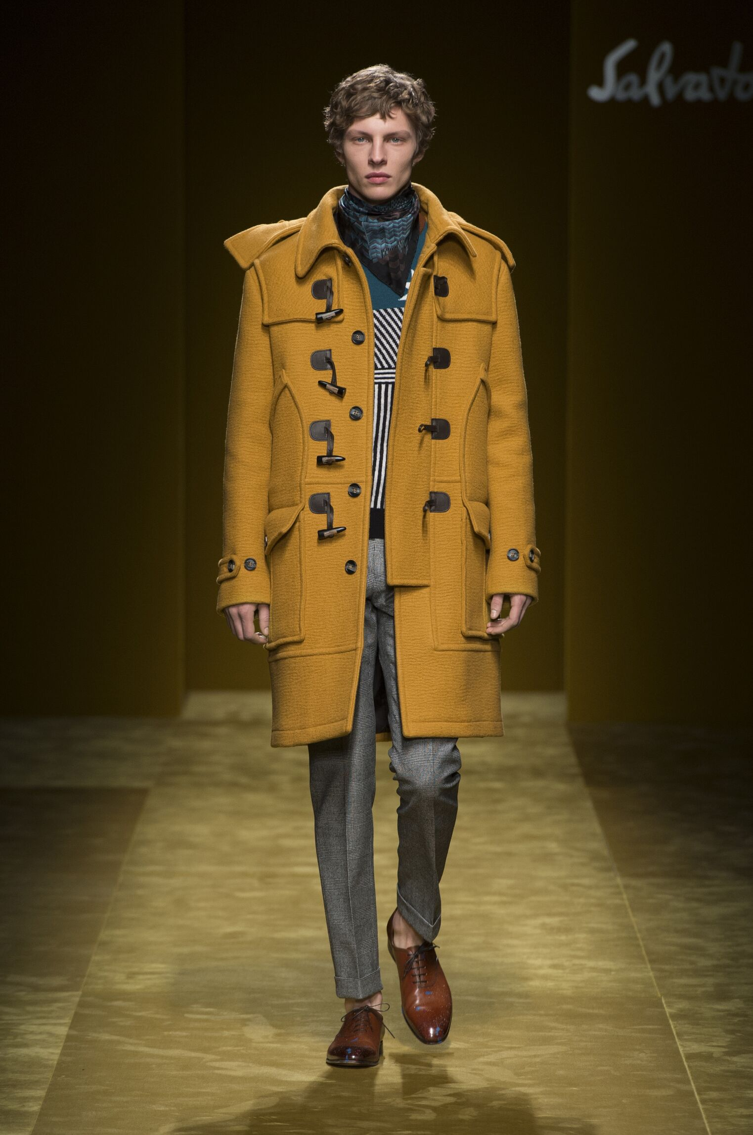 Fall 2016 Fashion Trends Salvatore Ferragamo