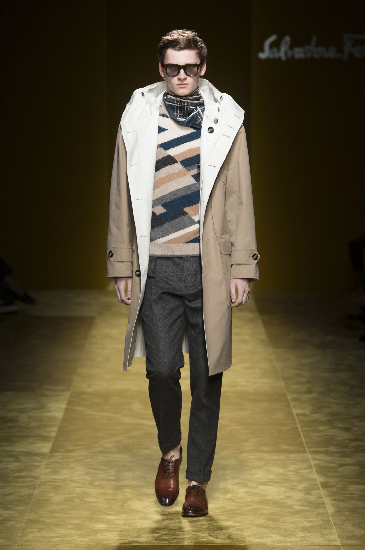 Fall Fashion 2016 Salvatore Ferragamo
