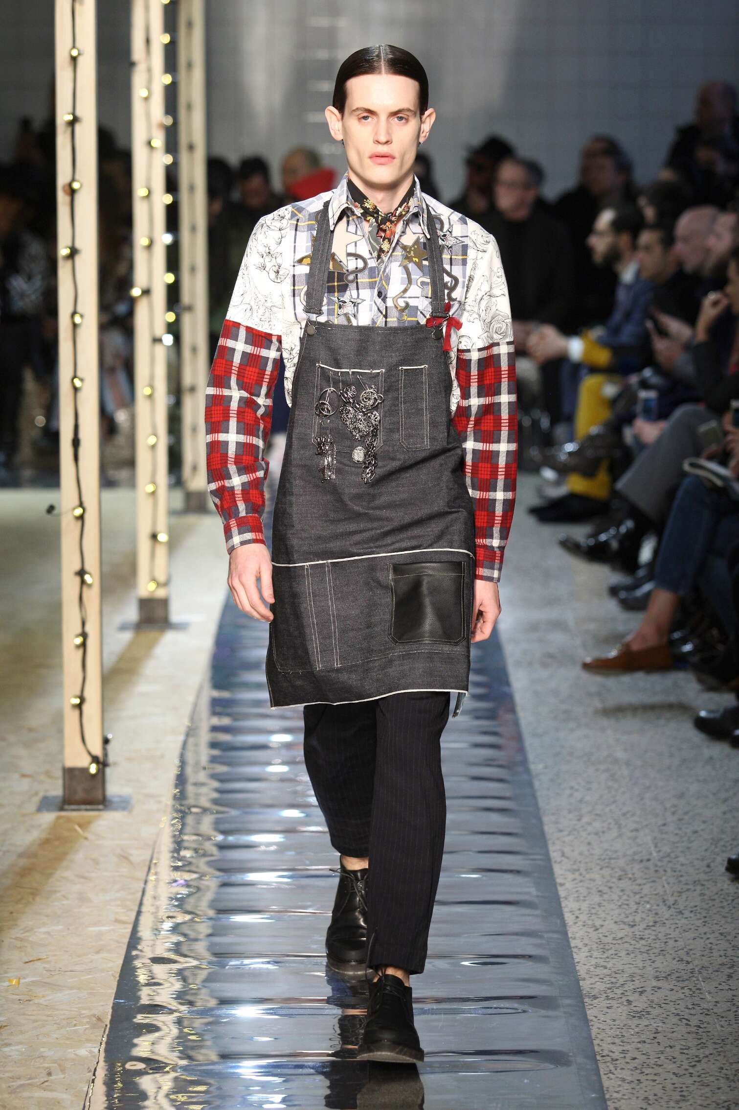 Fall Winter 2016 Man Milan Antonio Marras Collection