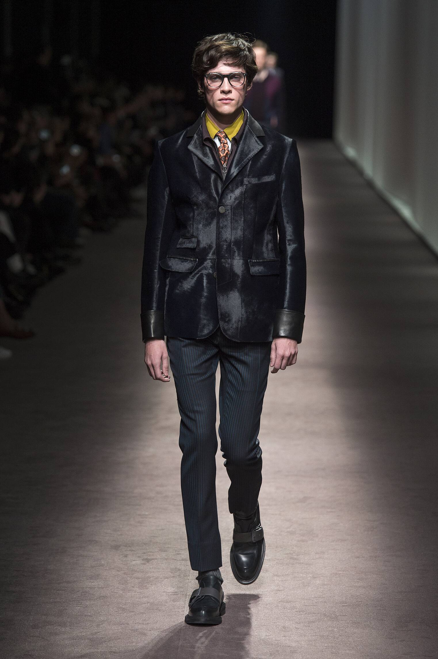 Fall Winter 2016 Man Milan Canali Collection