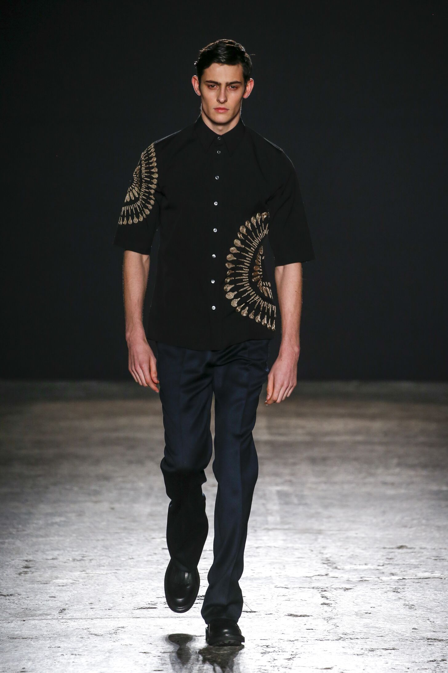 Fashion 2016-17 Man Style Ports 1961