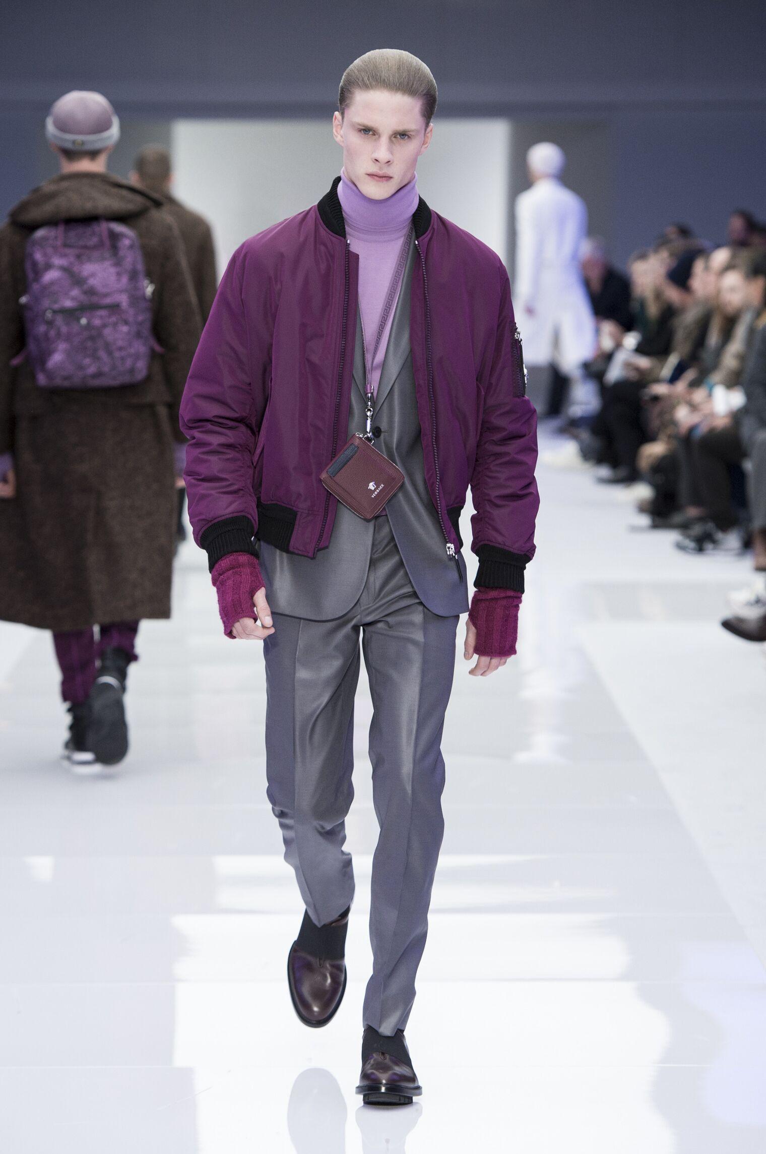 Fashion 2016 Man Style Versace