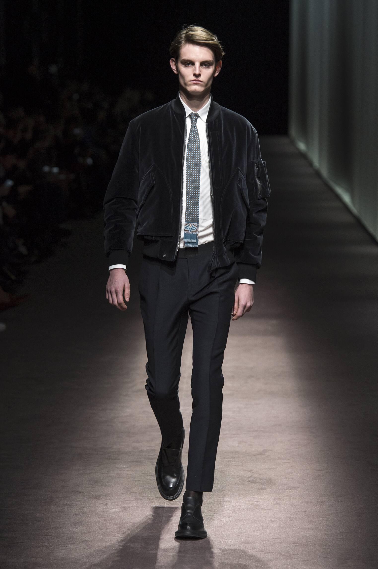 Menswear Winter Canali 2016