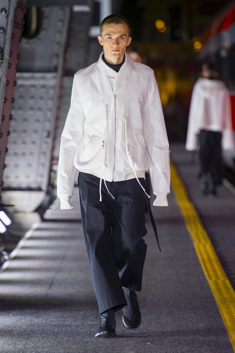 Model Fashion Show Damir Doma