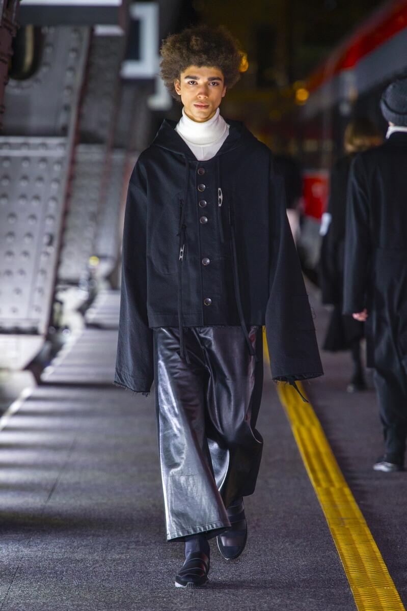 Runway Damir Doma Fall Winter 2016 Men's Collection Milan Fashion Week