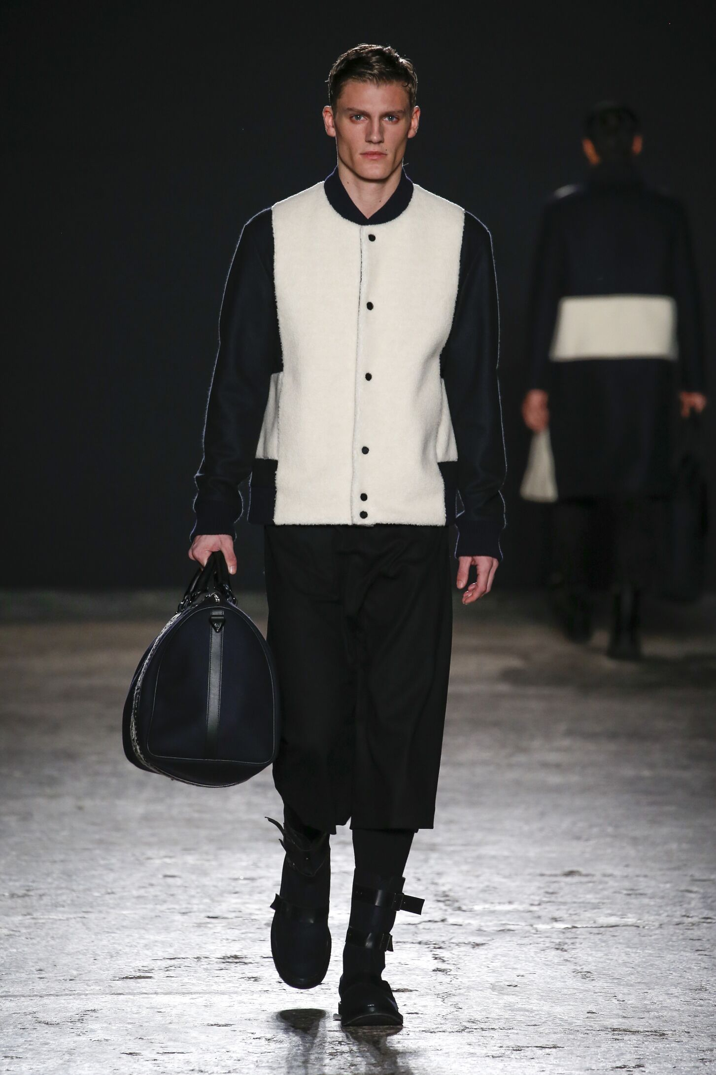 Runway Ports 1961 Fall Winter 2016 Men's Collection Milan Fashion Week