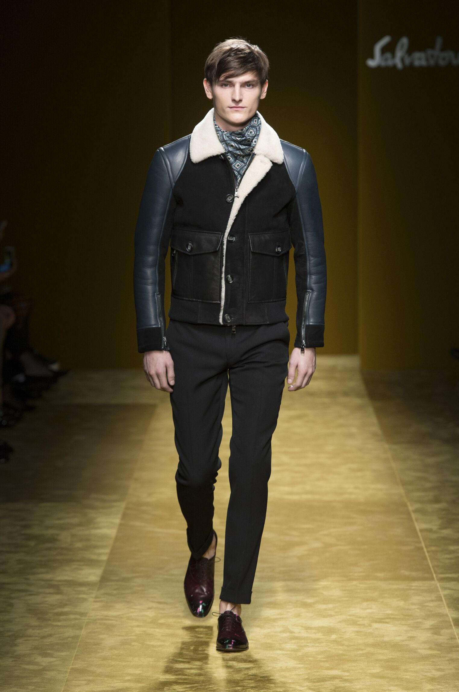Salvatore Ferragamo Fall Winter 2016-2017