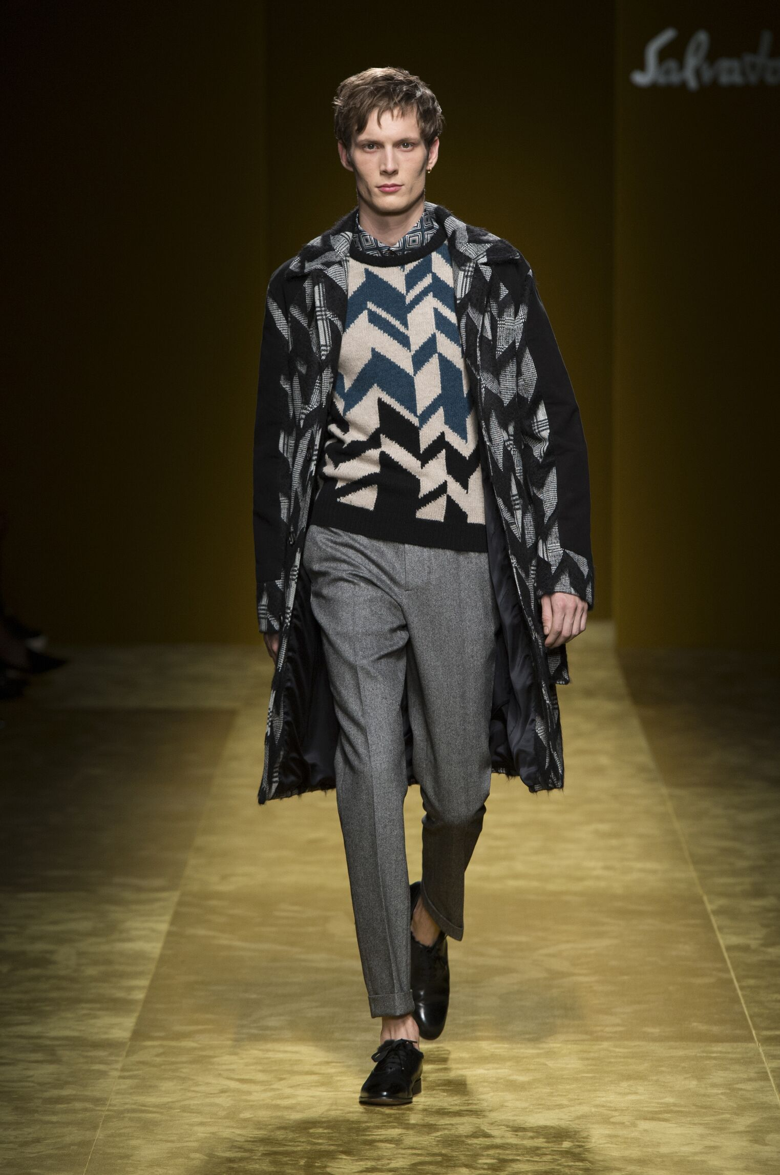 Salvatore Ferragamo Man 2016-17