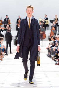 BURBERRY PRORSUM SPRING SUMMER 2016 MEN'S COLLECTION – LONDON FASHION WEEK