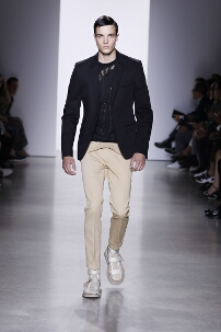 CALVIN KLEIN SPRING SUMMER 2016 MEN'S COLLECTION – MILAN FASHION WEEK
