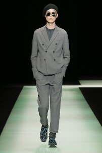 EMPORIO ARMANI SPRING SUMMER 2016 MEN'S COLLECTION – MILAN FASHION WEEK