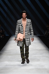 ERMANNO SCERVINO SPRING SUMMER 2016 MEN'S COLLECTION – MILAN FASHION WEEK