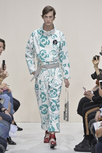 J.W. ANDERSON SPRING SUMMER 2016 MEN'S COLLECTION – LONDON FASHION WEEK