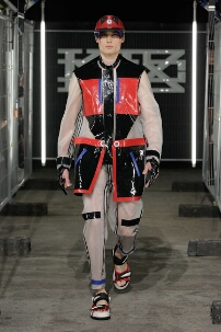 KTZ SPRING SUMMER 2016 MEN'S COLLECTION – LONDON FASHION WEEK