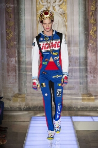 MOSCHINO SPRING SUMMER 2016 MEN'S COLLECTION – PITTI IMMAGINE FLORENCE