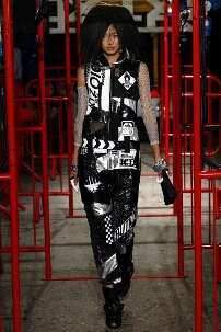 KTZ SPRING SUMMER 2016 WOMEN'S COLLECTION – LONDON FASHION WEEK