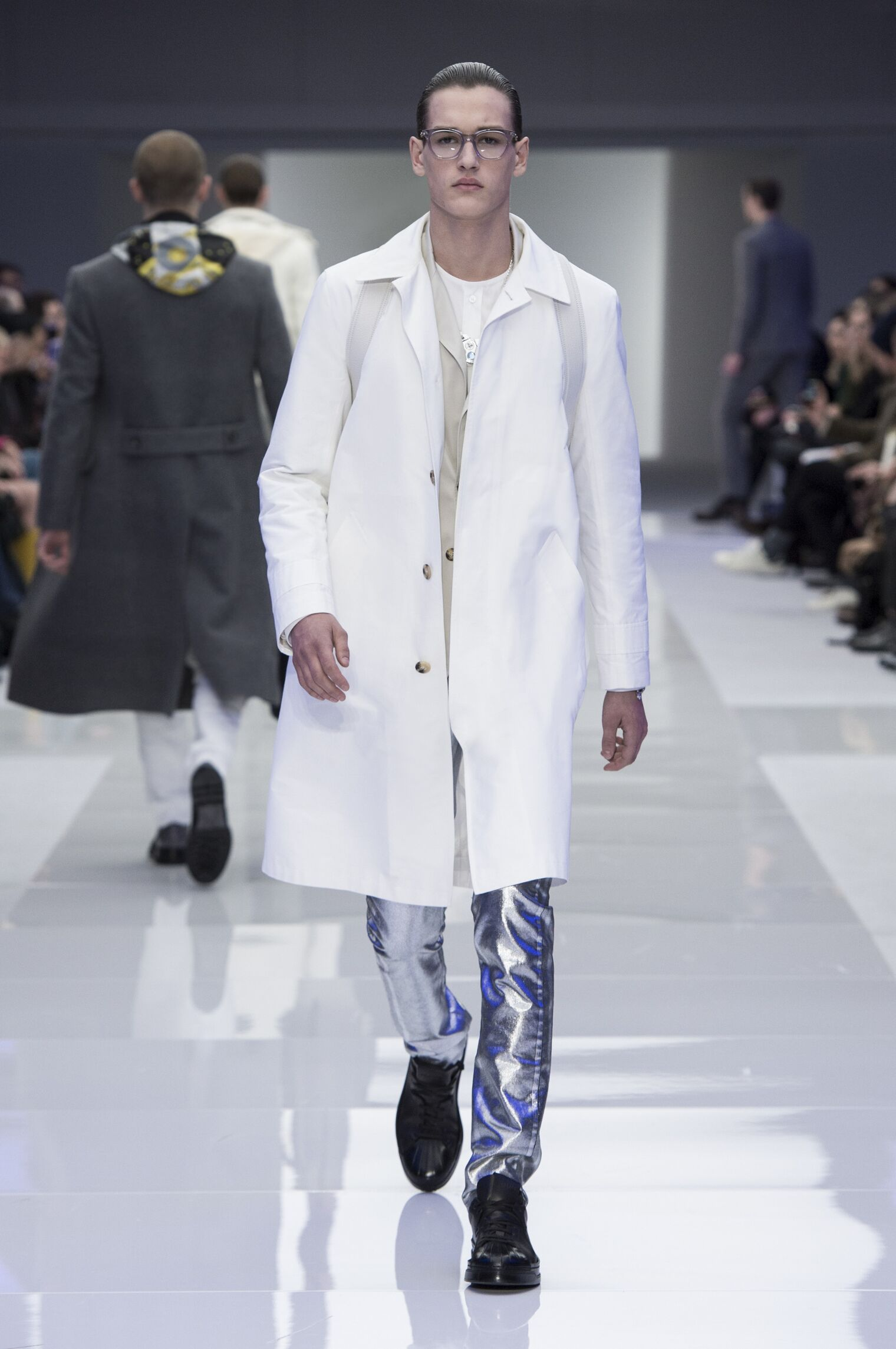 Versace Fall Winter 2016 Mens Collection Milan Fashion Week