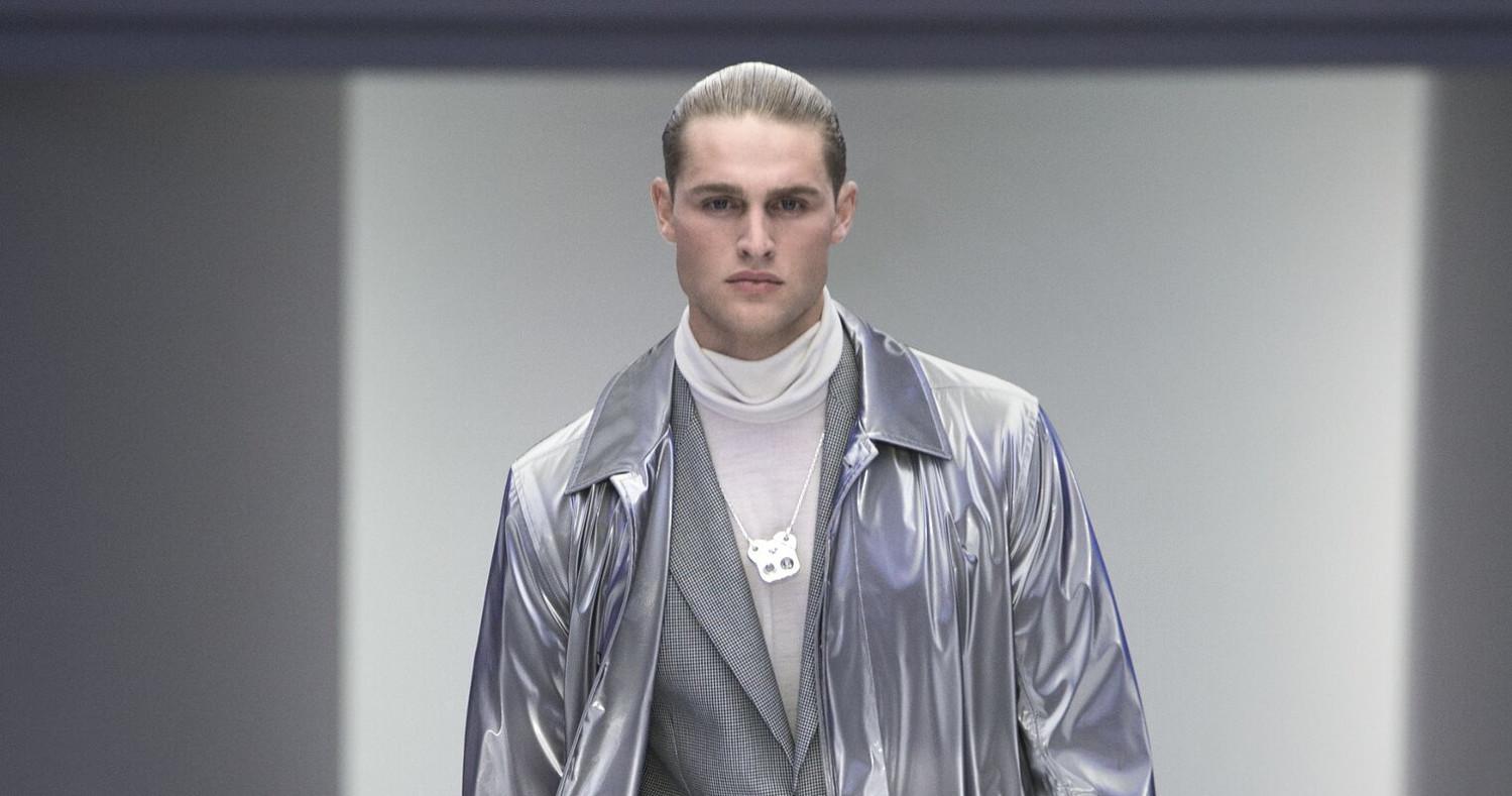 Versace Fashion Show FW 2016-17 Milan